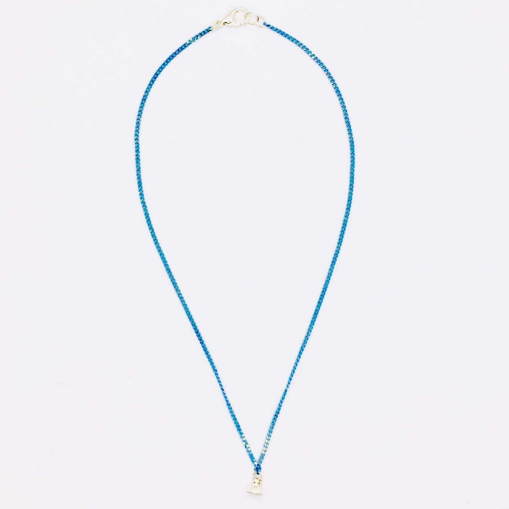 Chaine Ras de cou - Turquoise